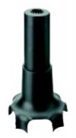 Телескопический пластиковый кожух LPB003